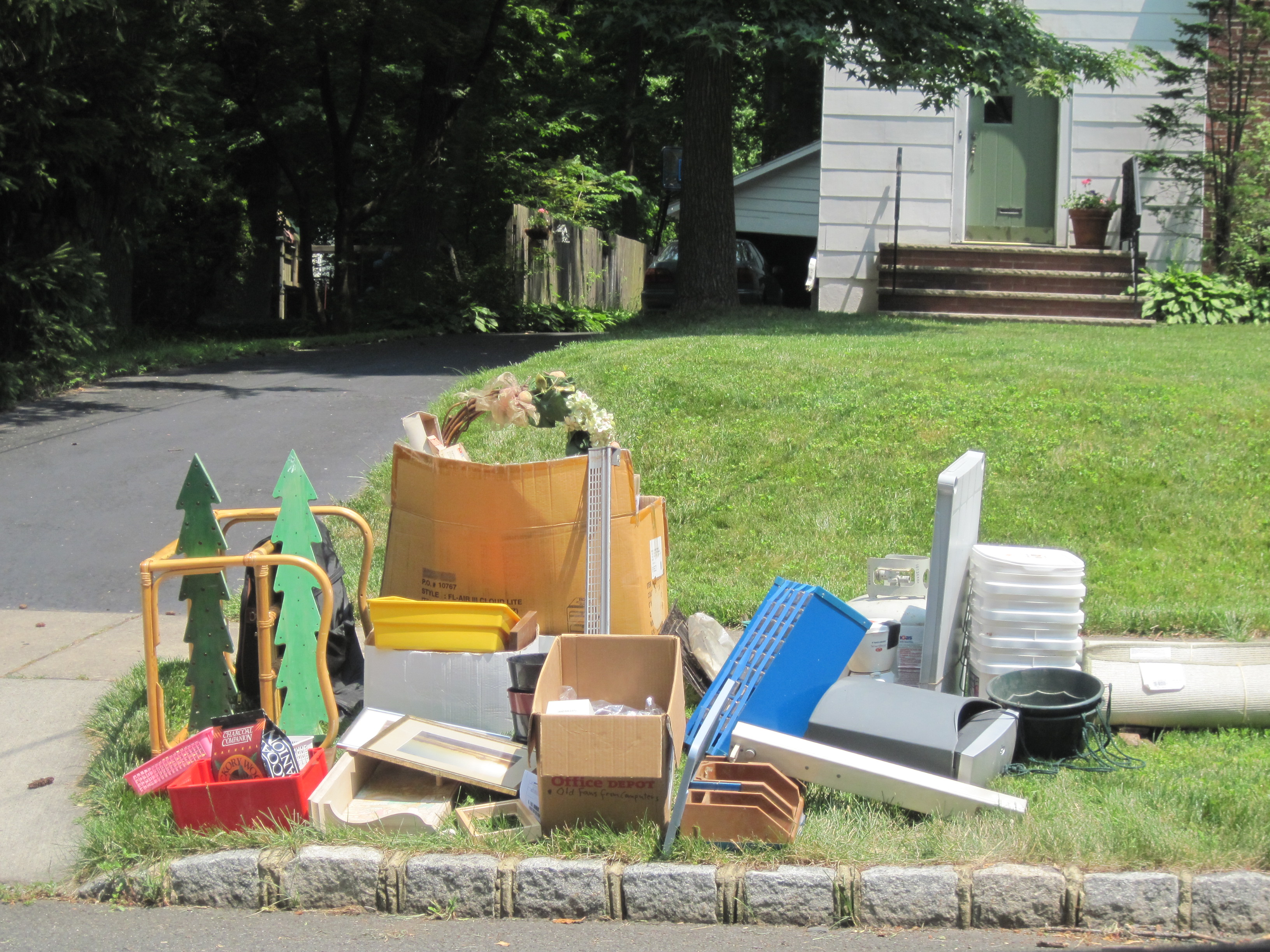 Garbage Pick Up : Bulk trash pick up letters from new jersey