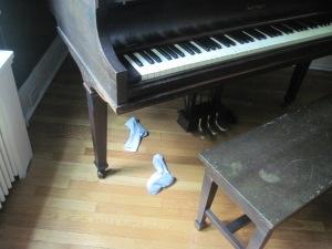 Zack's socks