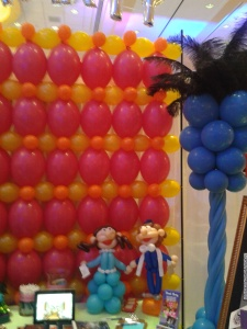 more balloon creations
