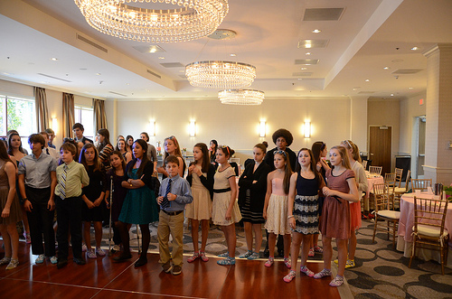 The competition for the Bar/Bat Mitzvah date. Photo (http://bit.ly/1ifa68X) used with creative commons rights: : http://bit.ly/1fWfv57