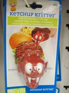 Ketchup devil