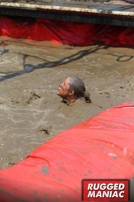 Ah, mud!