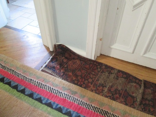 The more carpets, the better.