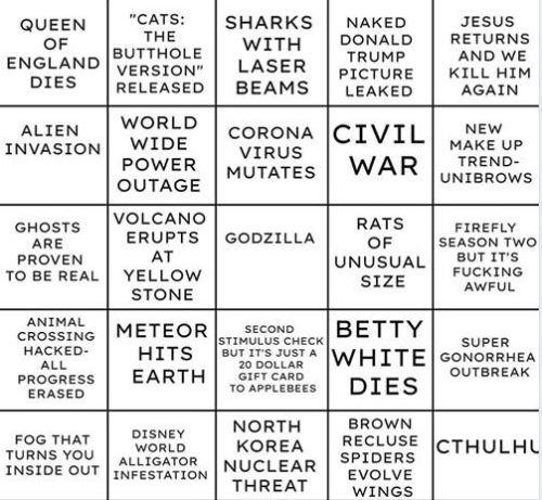 bingo disaster