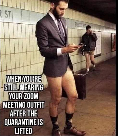 quarantine outfit